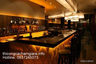 Dịch vụ cách âm cho quán Bar tại HCM